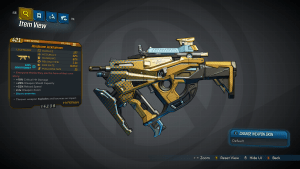 Borderlands 3 – Jackhammer – Legendary Weapon
