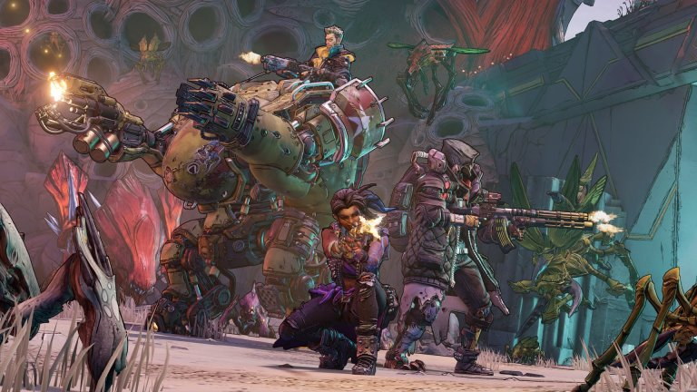 Read more about the article Borderlands 3 Release Times and Pre-download Details