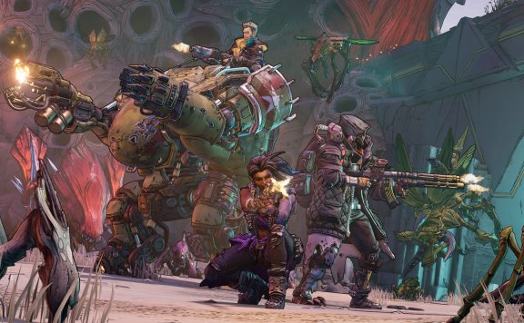 borderlands 3 release time and pre download
