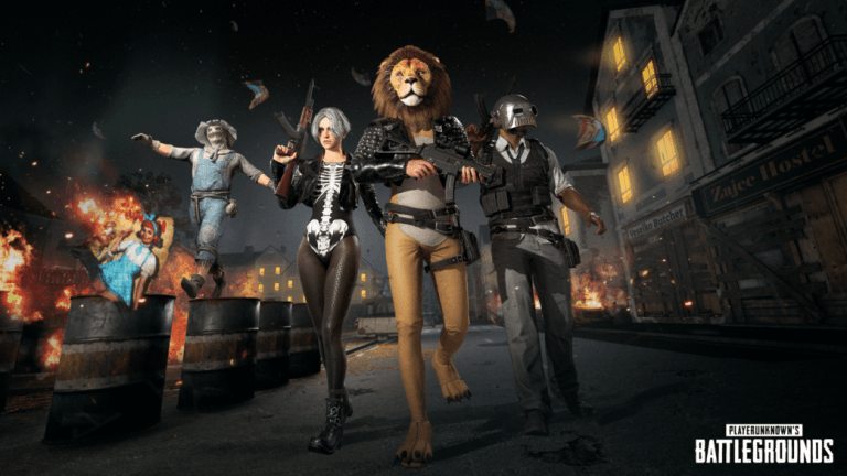 PUBG Halloween 2019 Skins are coming