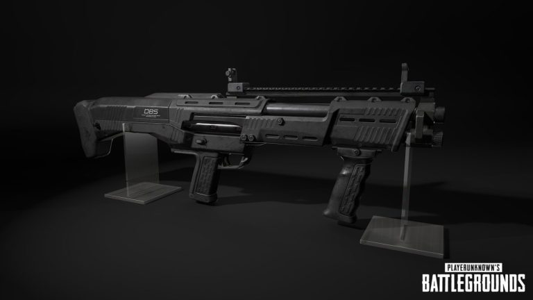 Read more about the article PUBG Console Adding A New Weapon The DBS Shotgun