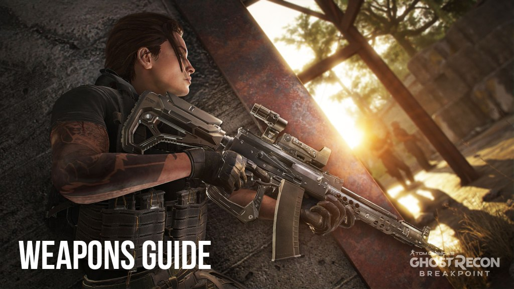 Ghost Recon Breakpoint All 115 Weapon Blueprints, Attachments and Gear Locations 1