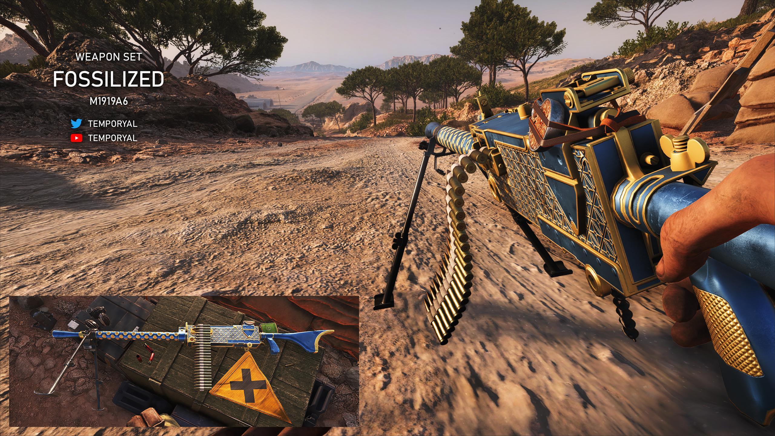 Battlefield 5 Leaks Reveal New Maps, Weapons & Chapter 5 Info