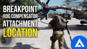 Ghost Recon Breakpoint HDG Compensator Location