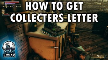 How To Get The Collectors Letter: The Illustrated Manual - The Outer Worlds How to get the collectors letter