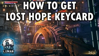 The Outer Worlds Hope Bar Keycard Location KEYCARD LOCATION