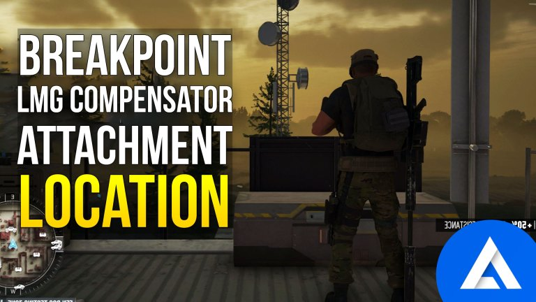 Read more about the article Ghost Recon Breakpoint LMG Compensator Location