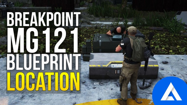 Read more about the article Ghost Recon Breakpoint MG121 Blueprint Location
