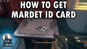 Hidden Mardet ID Cartridge Location In The Outer Worlds