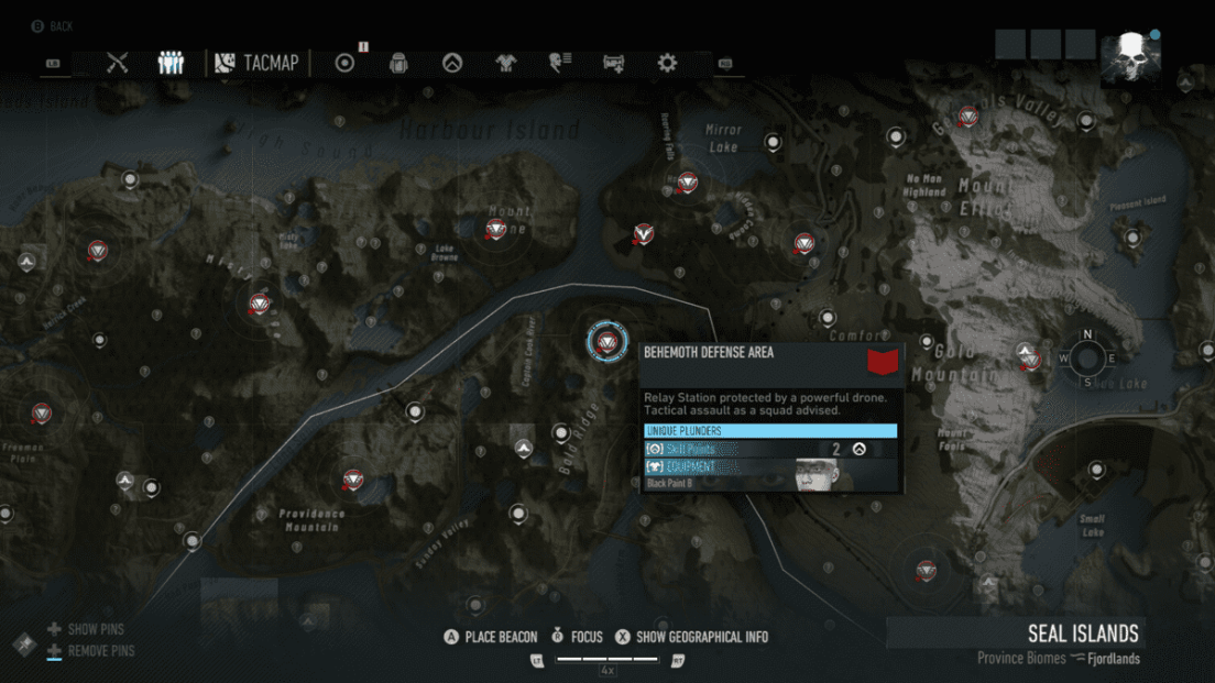 Ghost Recon Breakpoint All 70 Skill Point Locations My Great Capture Screenshot 2019 10 04 13 38 10