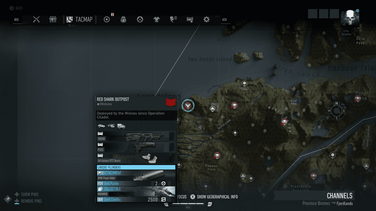 Ghost Recon Breakpoint All 70 Skill Point Locations 4