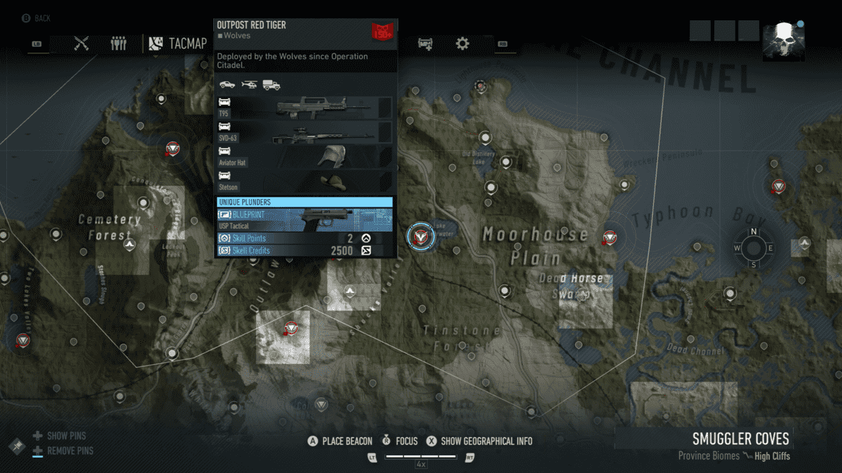 Ghost Recon Breakpoint All 70 Skill Point Locations 30