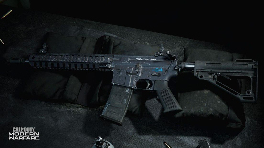 Call of Duty: Modern Warfare Weapons List, Stats, Gunsmith and Complete Gun Guide! modern warfare weapon 1