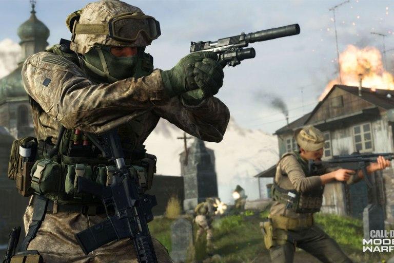 Call of Duty Modern Warfare Update 1 Patch Notes modern warfare
