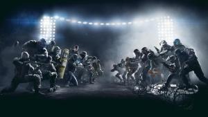 Rainbow Six Siege Ash Elite Set