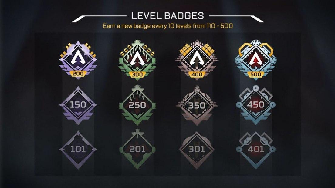 Apex Legends Level Cap Increase