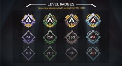 Apex Legends Level Cap Increase