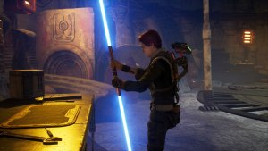 How To Get The Double Bladed Lightsaber Star Wars Jedi Fallen Order