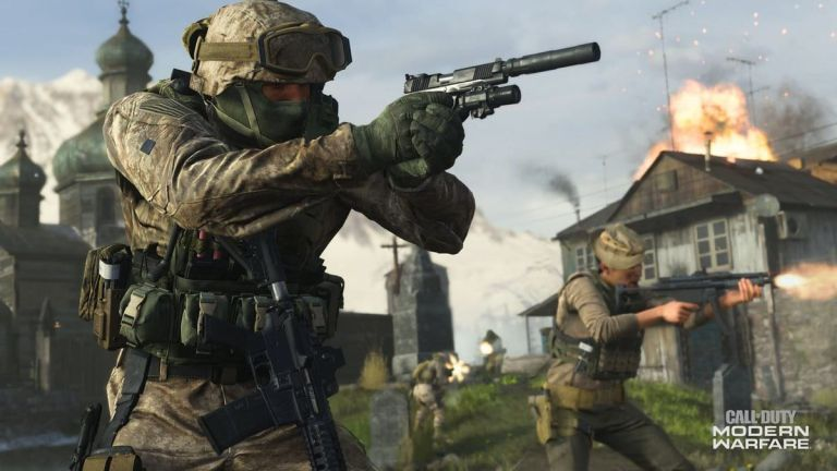 Modern Warfare Update 1.10 Fixes Perks, Weapons and Other Useful Fixes!