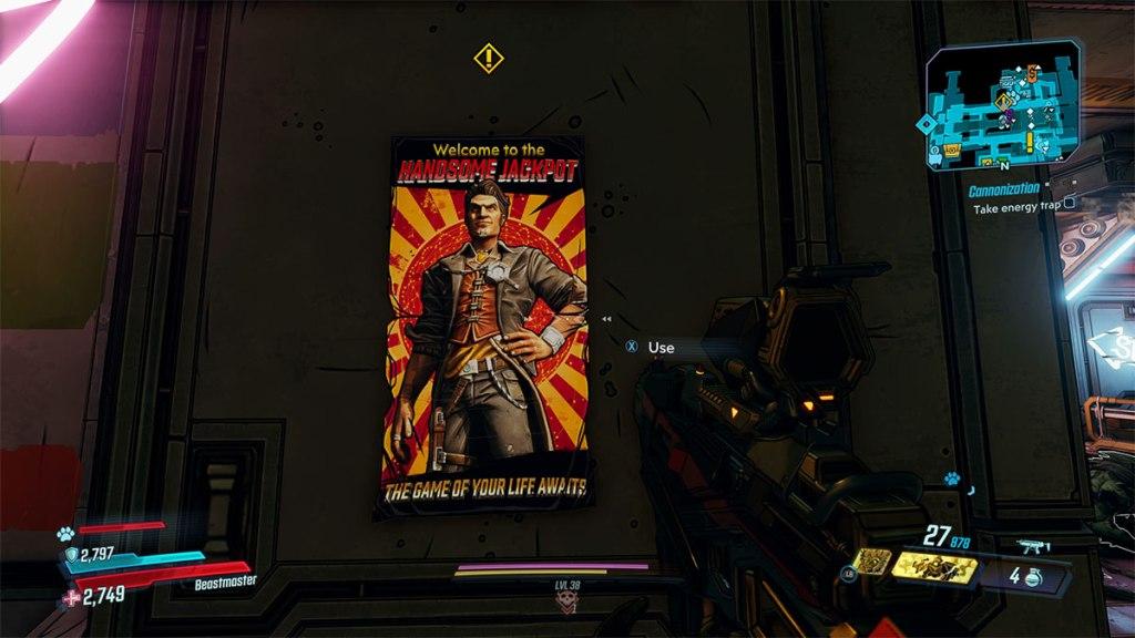 Moxxi's Heist of the Handsome Jackpot DLC