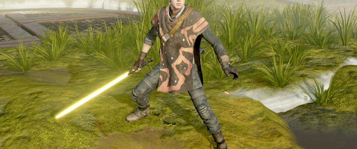 Star Wars Jedi Fallen Order Weapons