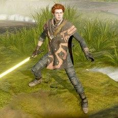 Star Wars Jedi Fallen Order Weapons