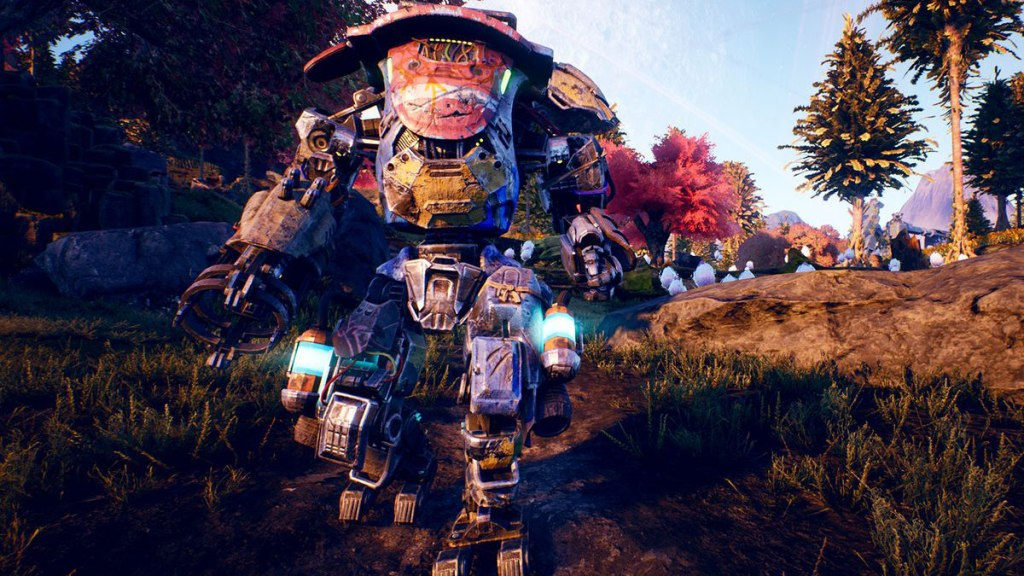 The Outer worlds 1.2 update