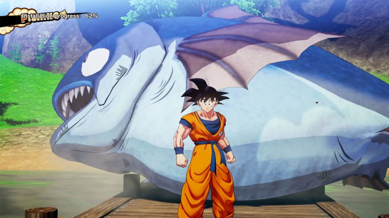 Dragon Ball Z Kakarot Slice of Life Mission Walkthrough