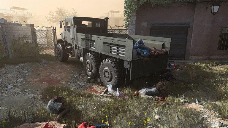 Modern Warfare Warzone Vehicles