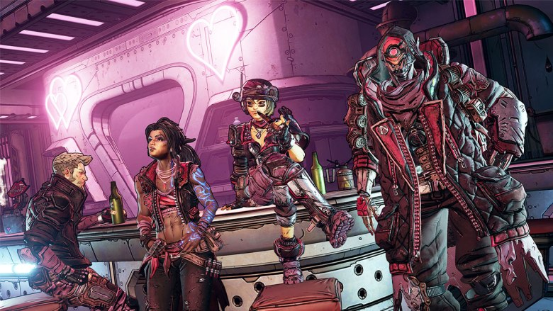 Borderlands 3 Broken Hearts Day