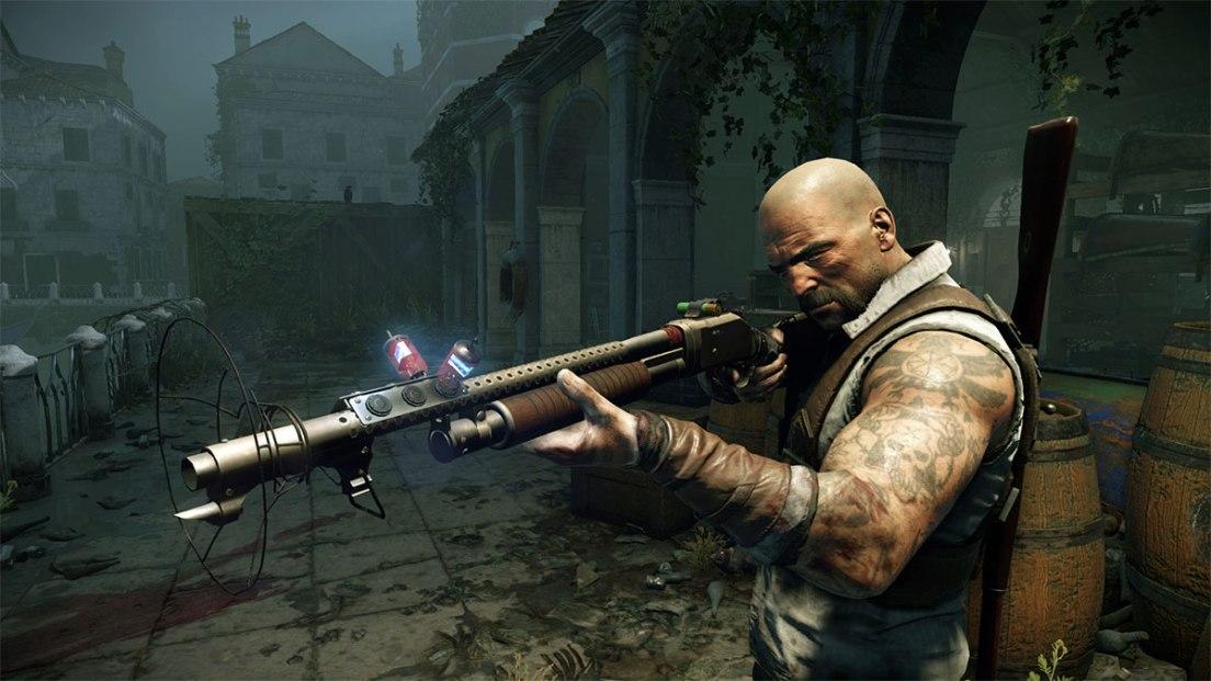 Zombie Army 4 Trench Gun