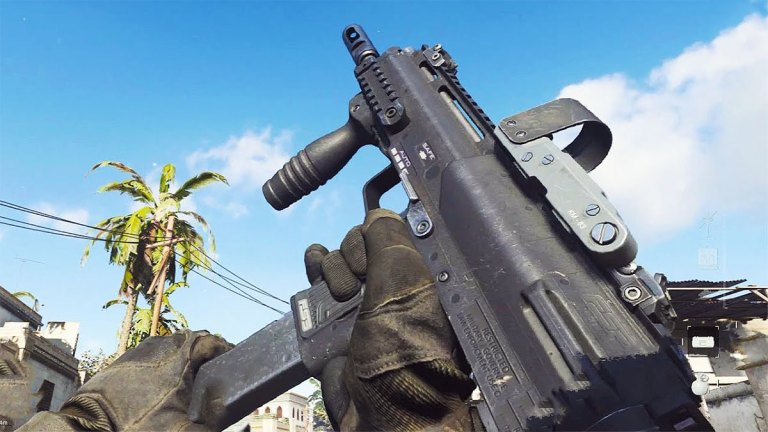 Read more about the article Modern Warfare Warzone MP7