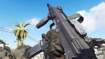 Modern Warfare Warzone MP7