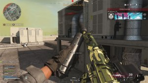 Modern Warfare Warzone PP19 Bizon