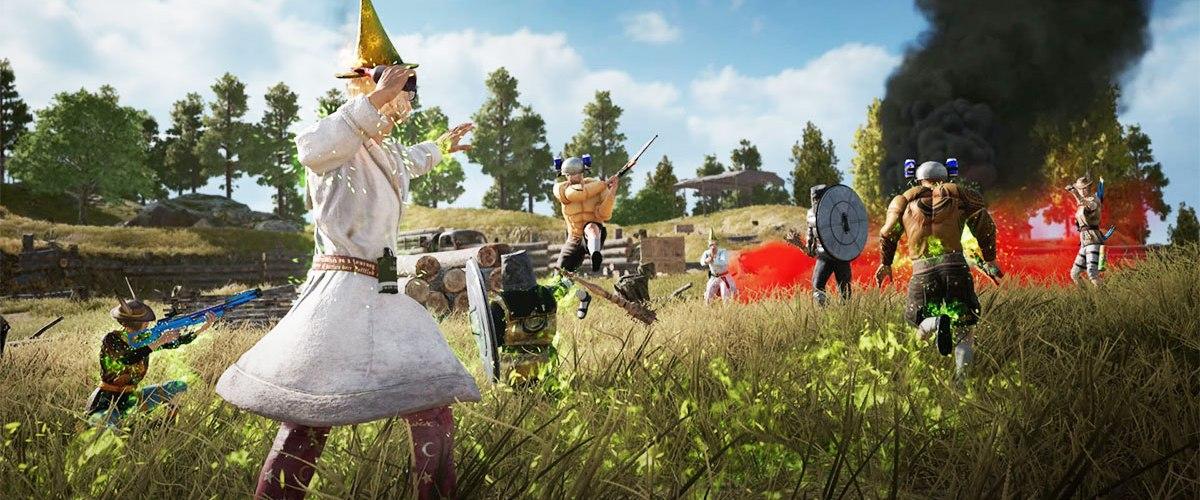 PUBG Fantasy BR Event Details