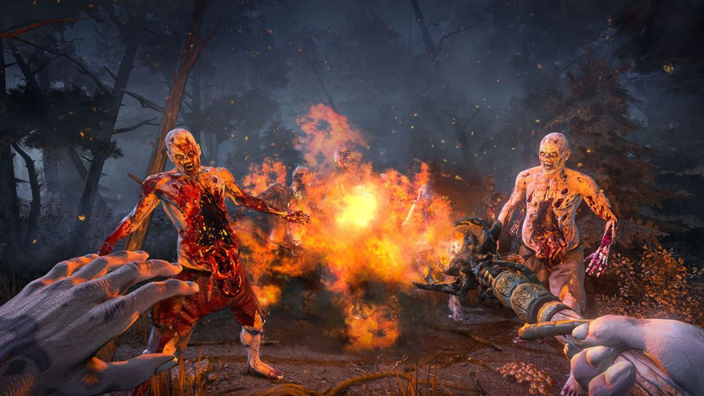 Dying Light Hellraid DLC differences