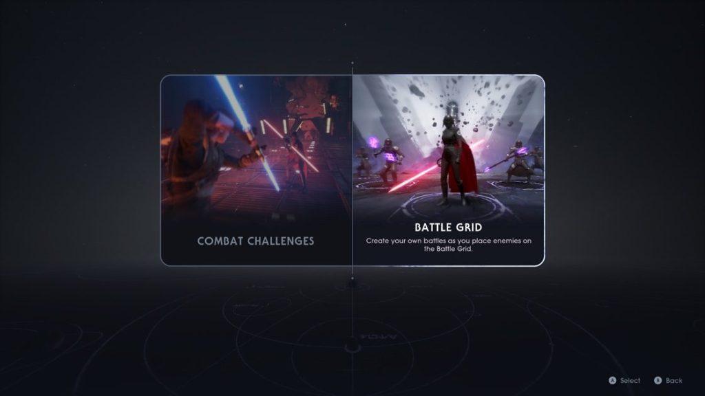 Jedi fallen Order Meditation Training