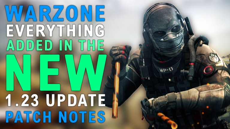 Read more about the article Warzone Updates HUGE Weapon Changes In The New Modern Warfare Warzone 1.23 UPDATE Patch Notes