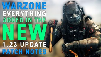 Warzone Updates HUGE Weapon Changes In The New Modern Warfare Warzone 1.23 UPDATE Patch Notes