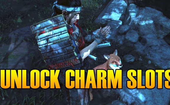 Ghost of Tsushima How To Unlock Charm Slots