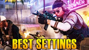 Black Ops Cold War Best Settings