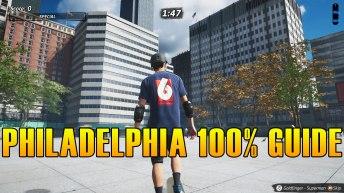 Tony Hawk's Pro Skater 1 + 2 Philadelphia Guide