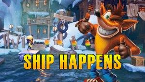 Cortex Ship Happens Hidden Gem Crash Bandicoot 4