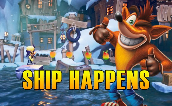 Cortex Ship Happens Hidden Gem Crash Bandicoot 4