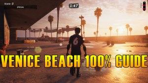 Tony Hawk's Pro Skater 1 + 2 Venice Beach Guide
