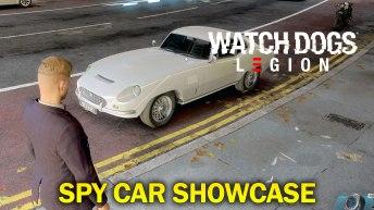 Watch Dogs Legion Spy Car Atterley Fairlight
