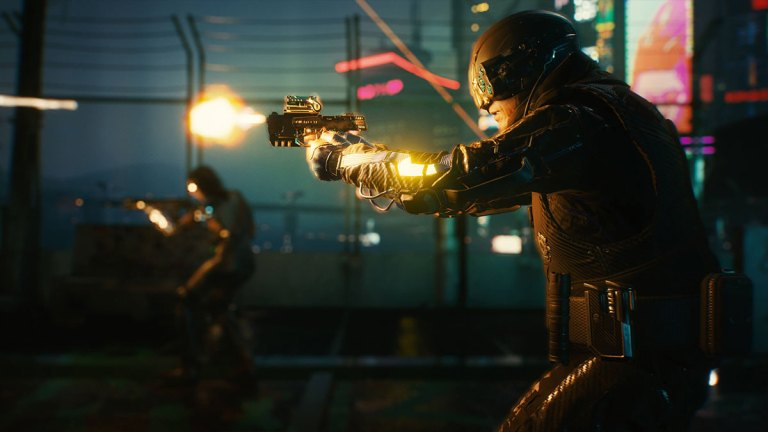 Read more about the article Cyberpunk 2077 All Unique Weapons
