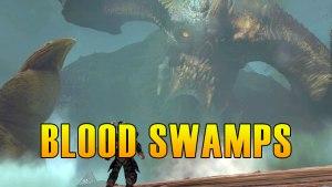 Doom Eternal Blood Swamps Collectibles & Secrets