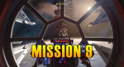 Star Wars Squadrons Mission 9 Walkthrough & Medals