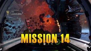 Star Wars Squadrons Mission 14 Walkthrough & Medals
